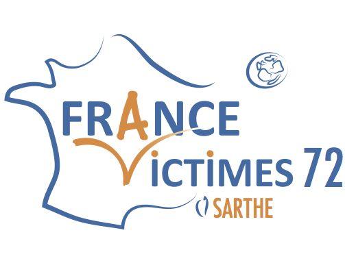 Logo France Victimes 72