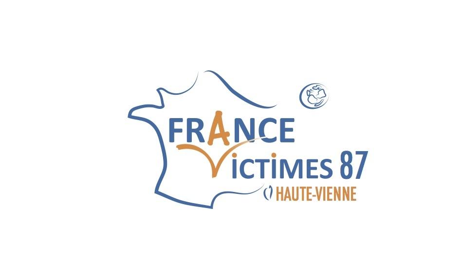 Logo FRANCE VICTIMES 87