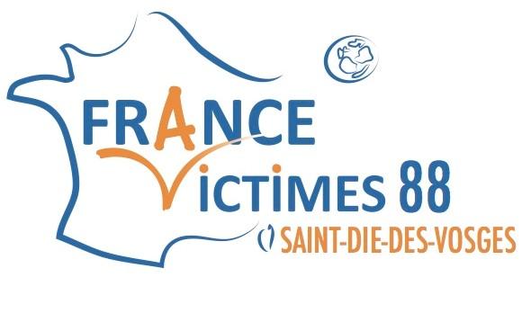 Logo France Victimes 88 SAINT-DIÉ-DES-VOSGES