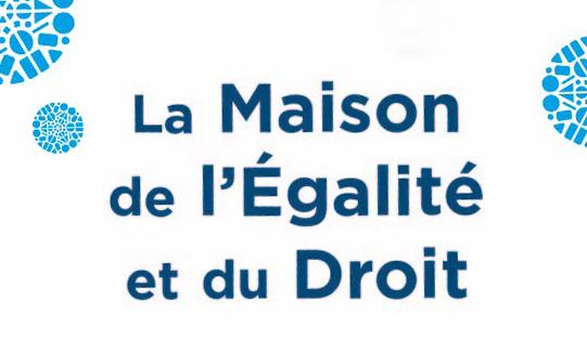 Logo Maison de l'Egalité et du Droit