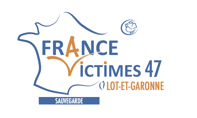 Logo France Victimes 47