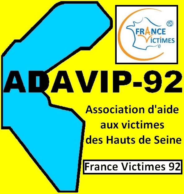 Logo ADAVIP 92
