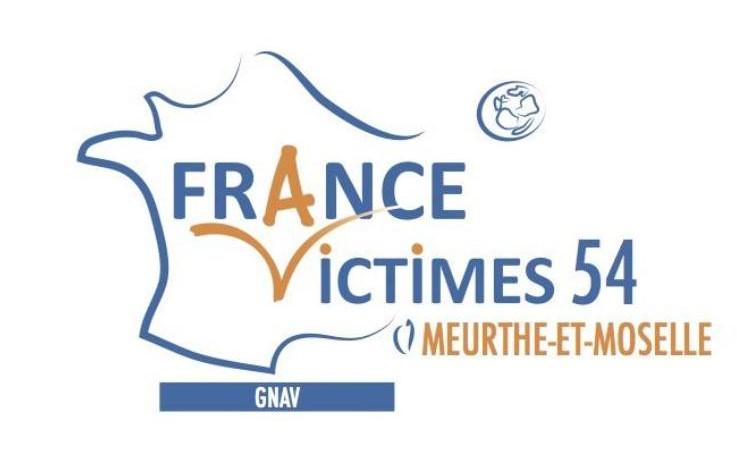 Logo France Victimes 54