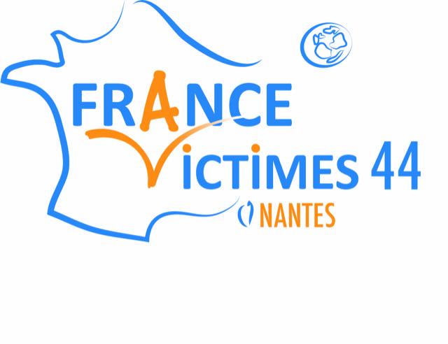 Logo FRANCE VICTIMES 44 NANTES