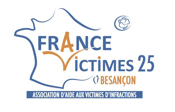 Logo France Victimes 25 Besançon