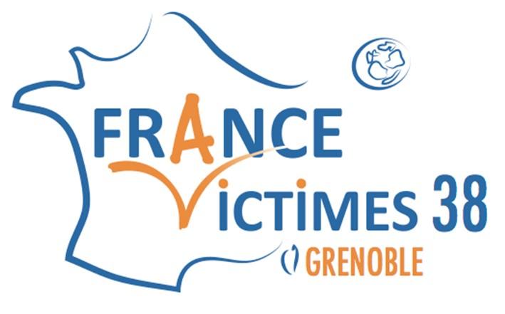 Logo FRANCE VICTIMES 38 - GRENOBLE